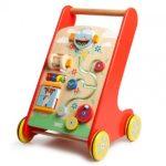 Kreativna igra uz drvene igračke