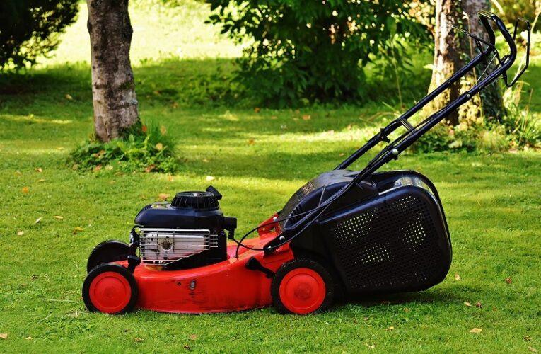 Redovita košnja trave za prekrasan travnjak