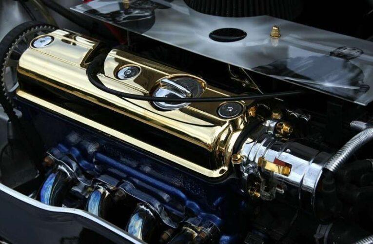 Blok motora kao njegov najveći dio