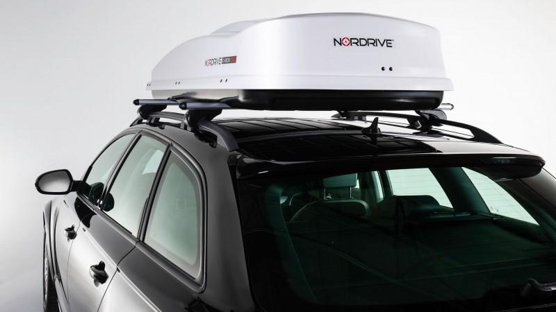 Krovna kutija za auto proizvođača Nordrive