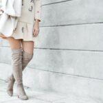 Čizme do koljena su prikladne za svaku dob